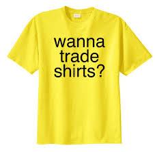 trade shirts