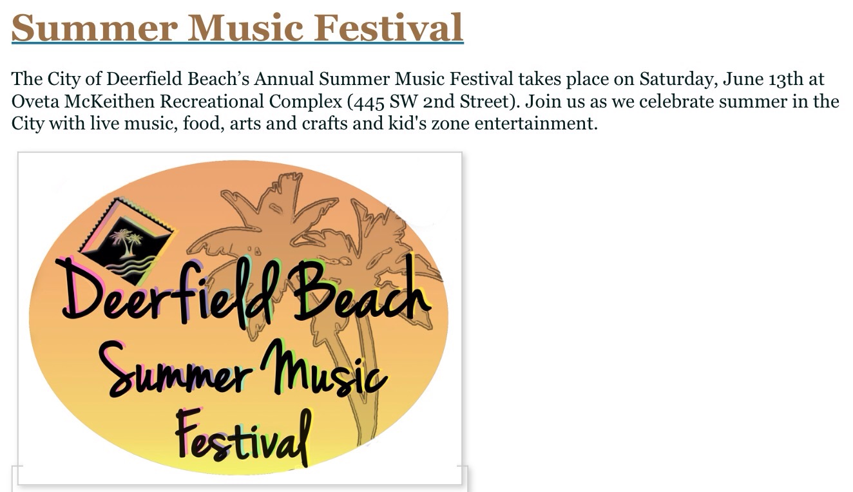http://www.deerfield-beach.com/index.aspx?nid=77