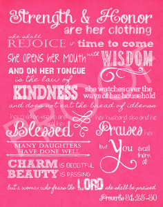 proverbs.mother's day